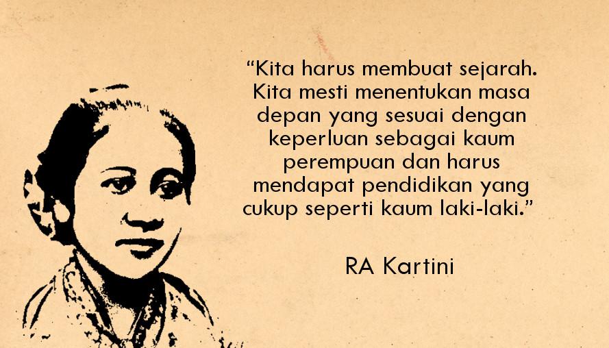 Kartini Quote